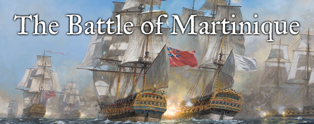 The Battle of Martinique
